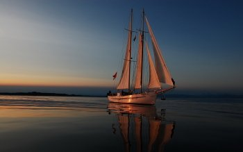 Vehículos - Sailing Boat Wallpapers and Backgrounds ID : 423519