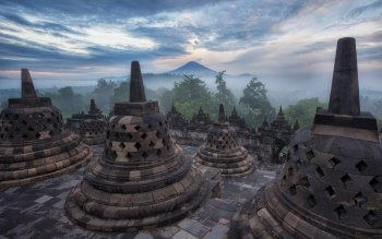 Religious - Borobudur Wallpapers and Backgrounds ID : 423610