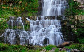 Aarde - Waterval Wallpapers and Backgrounds ID : 423693