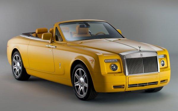 Véhicules Rolls-Royce Phantom  Rolls Royce Rolls-Royce Fond d'écran HD   Image