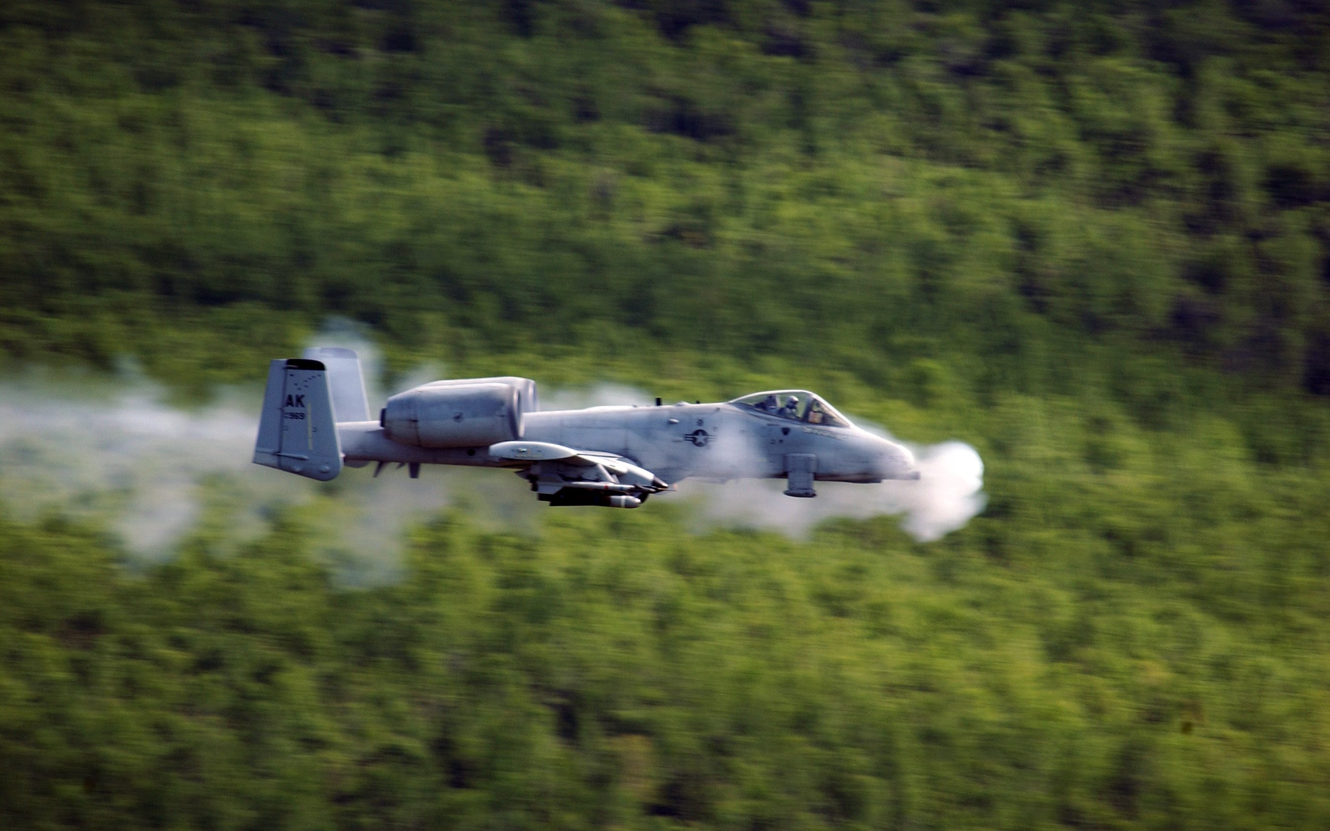 Fairchild Republic A-10 Thunderbolt II Computer Wallpapers ...