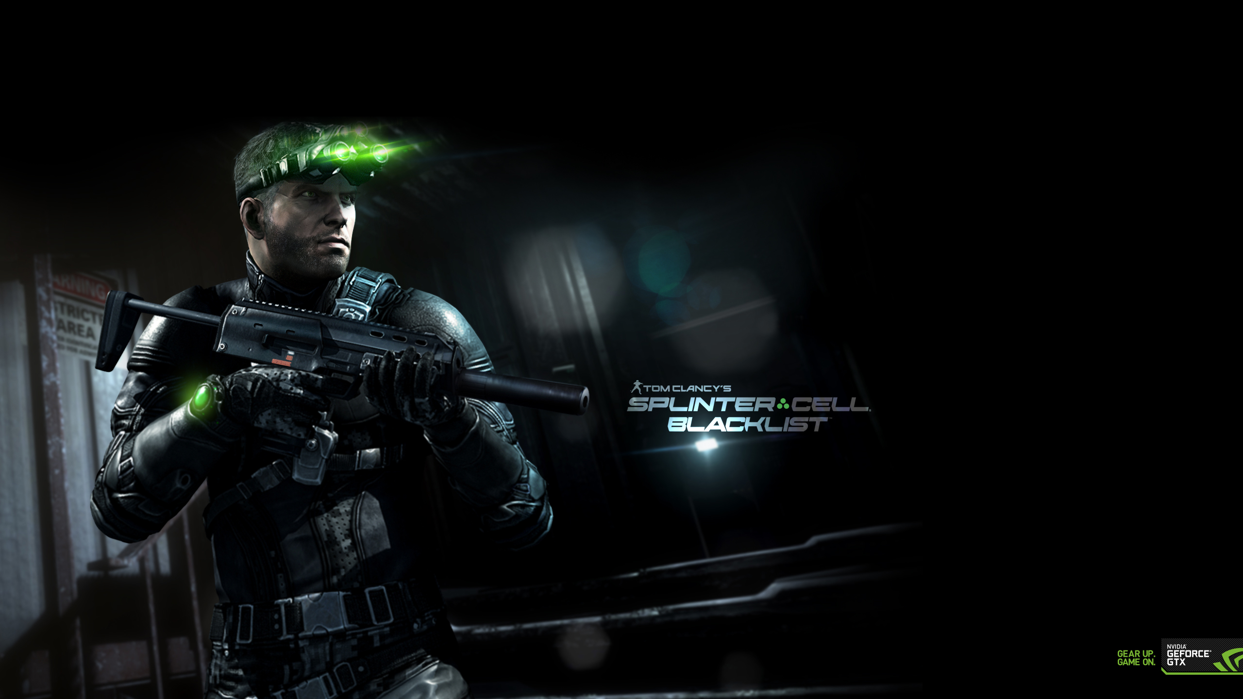 Tom Clancy S Splinter Cell Blacklist Hd Wallpaper