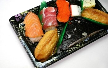 Alimento - Sushi Wallpapers and Backgrounds ID : 424036