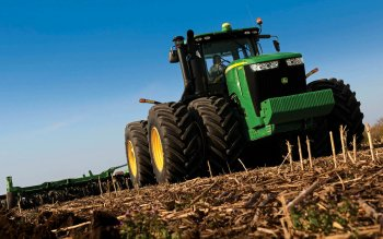 Vehicles - John Deere 9r Wallpapers and Backgrounds ID : 424377