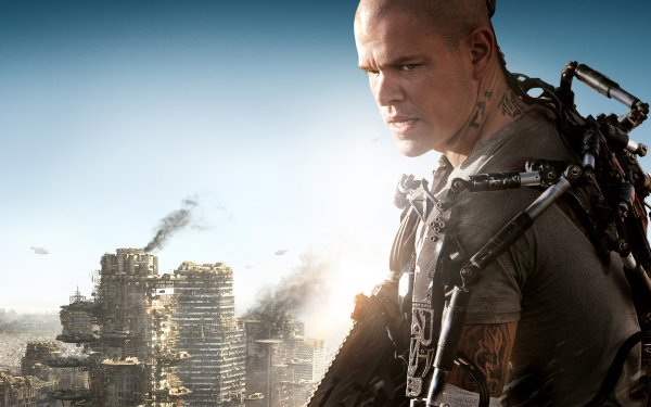 Movie - elysium Wallpapers and Backgrounds