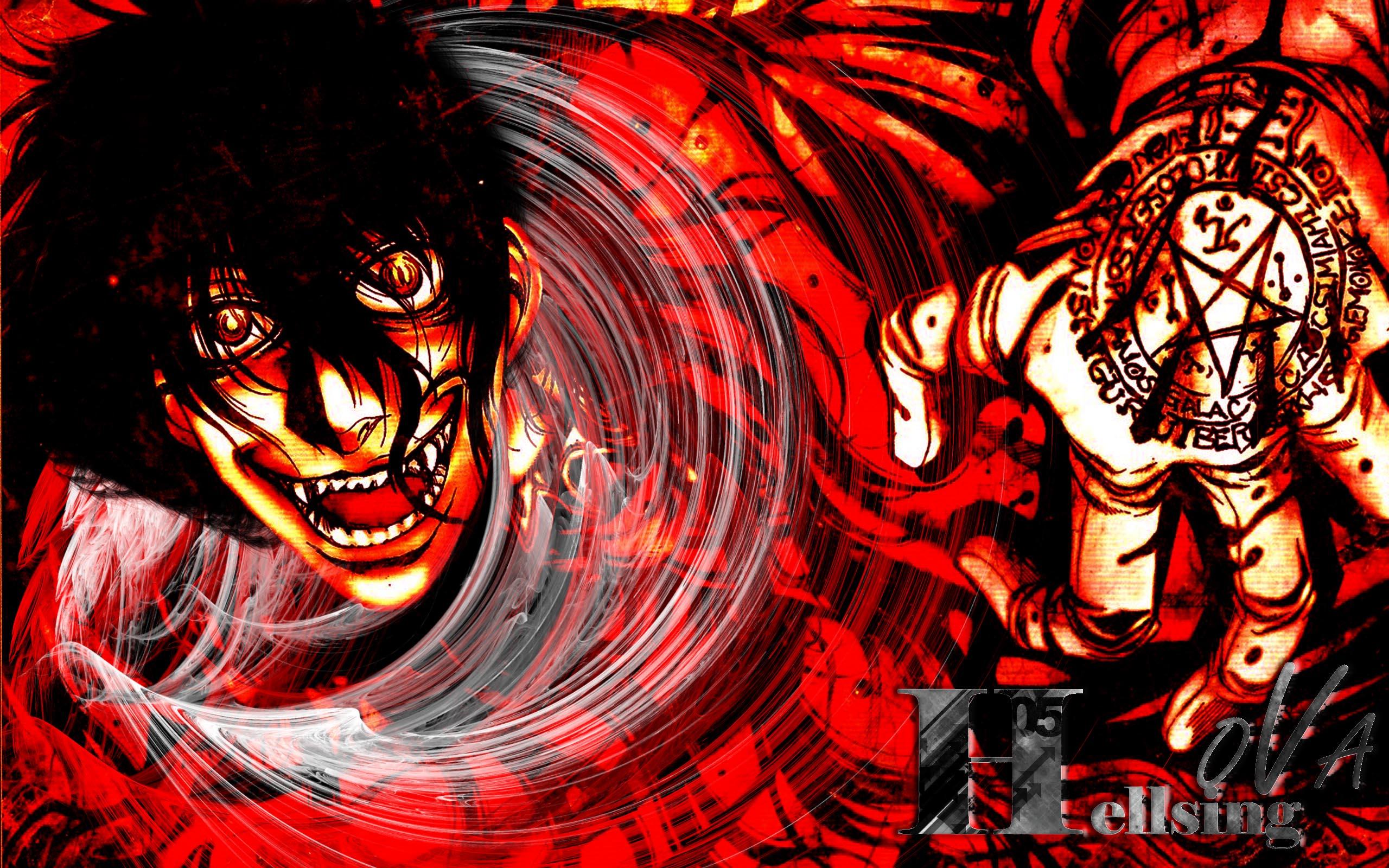 Hellsing fondo de pantalla hd fondo de escritorio - Anime hellsing wallpaper ...