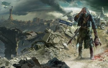 Sci Fi - Post Apocalyptic Wallpapers and Backgrounds ID : 425558