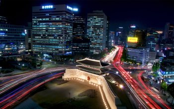 Man Made - Seoul Wallpapers and Backgrounds ID : 425733