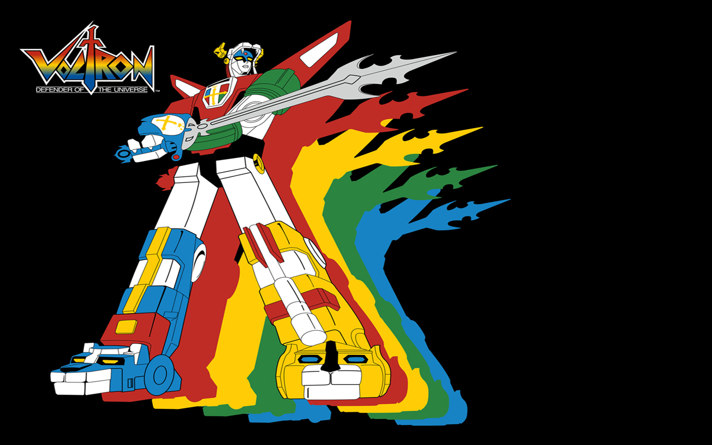 voltron defender of the universe computer wallpapers