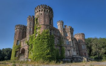 Man Made - Chateau De La Foret Wallpapers and Backgrounds ID : 427503