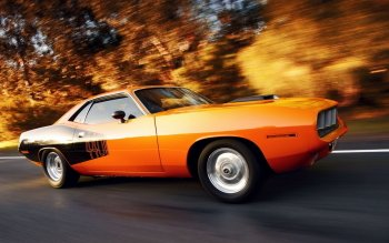 Vehicles - Plymouth Barracuda Wallpapers and Backgrounds ID : 427586