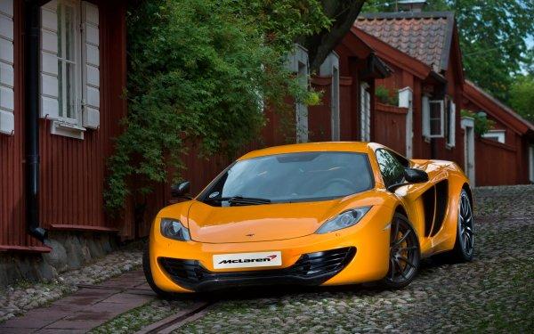 Vehicles McLaren MP4-12C McLaren HD Wallpaper | Background Image