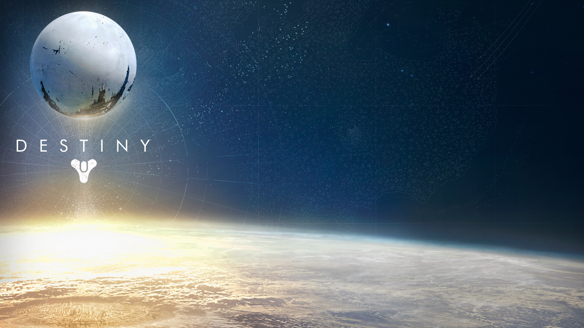 Destiny full hd wallpaper and background image 1920x1080 for Photo fond ecran hd