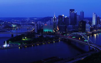 Man Made - Pittsburgh Wallpapers and Backgrounds ID : 428758