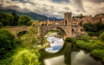 Man Made - Besalú Wallpapers and Backgrounds ID : 428762