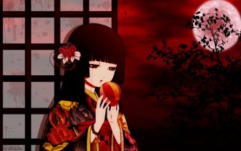 Anime - Jigoku Shojo Wallpapers and Backgrounds ID : 428815