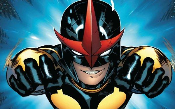 Comics Nova Marvel Comics HD Wallpaper | Background Image
