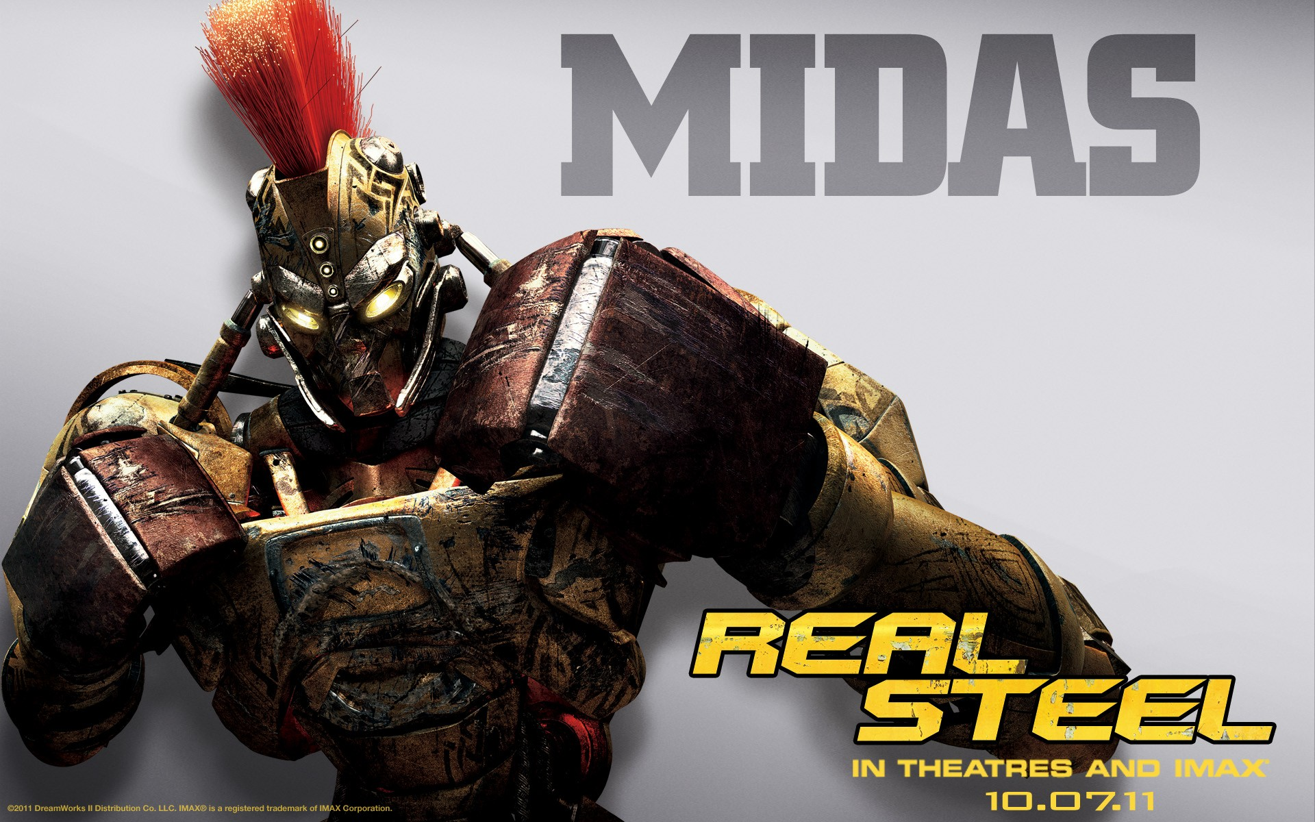 Real Steel HD Wallpaper | Background Image | 1920x1200 ...