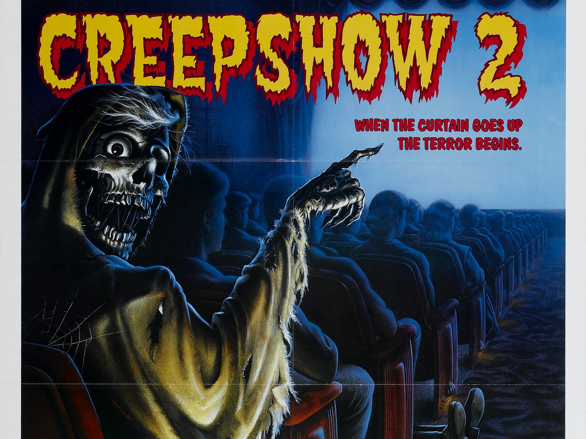 Creepshow 2 Quotes Creepshow 2 hd Wallpapers