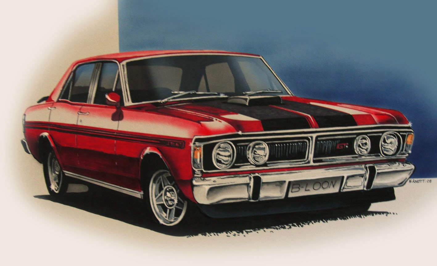 Hd Wallpaper Background Image Id X Vehicles Xy Ford Falcon Phase Iii Gtho