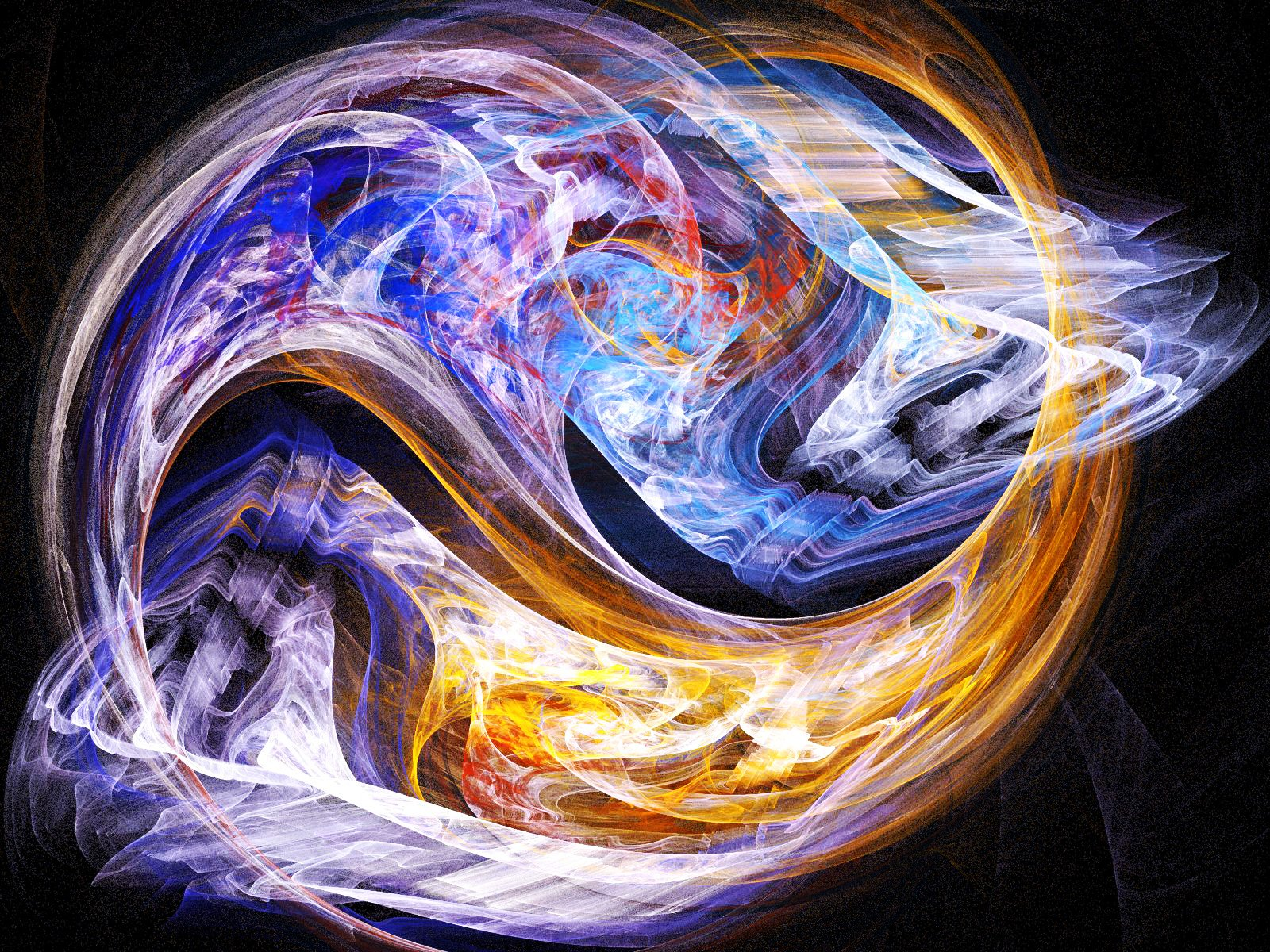 Fire and ice fractal abstract wallpaper hd wallpapers - Hd Wallpaper Background Id 429988 1600x1200 Abstract Fire And Ice