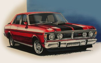 Vehicles - Xy Ford Falcon Phase Iii Gtho Wallpapers and Backgrounds ID : 429090