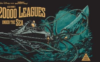 Preview Movie - 20,000 Leagues Under The Sea Art