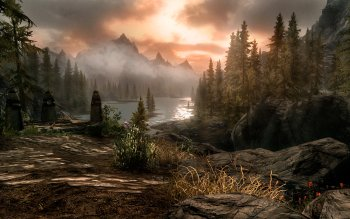 Video Game - Skyrim Wallpapers and Backgrounds ID : 430447