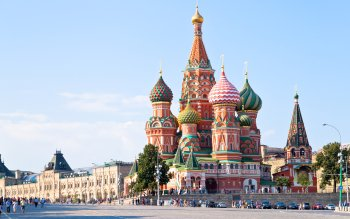 Religious - Saint Basil's Cathedral Wallpapers and Backgrounds ID : 430474