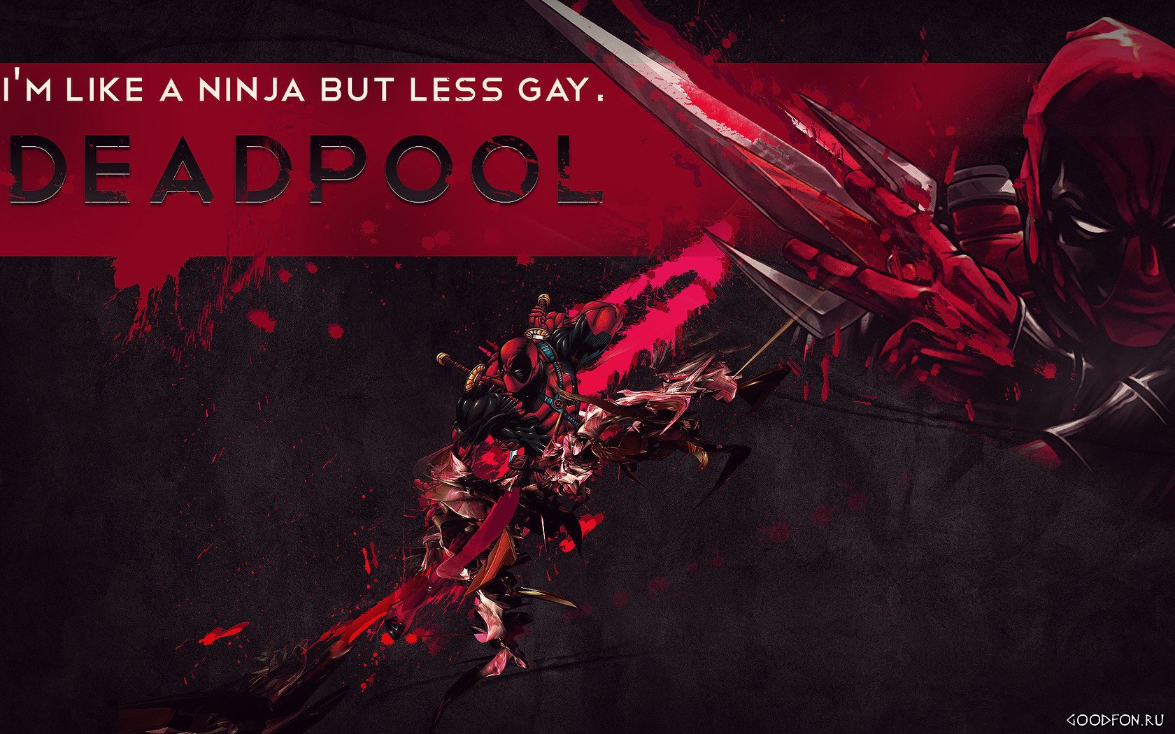 744 Deadpool HD Wallpapers