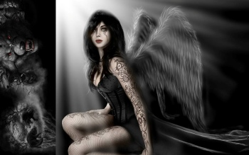 Fantasy - Angel Wallpapers and Backgrounds ID : 431315