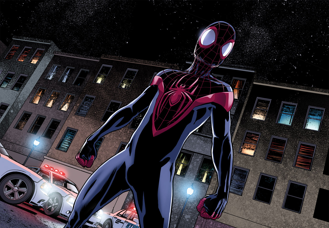 Ultimate Spider Man Wallpaper And Background Image 1375x954 Id