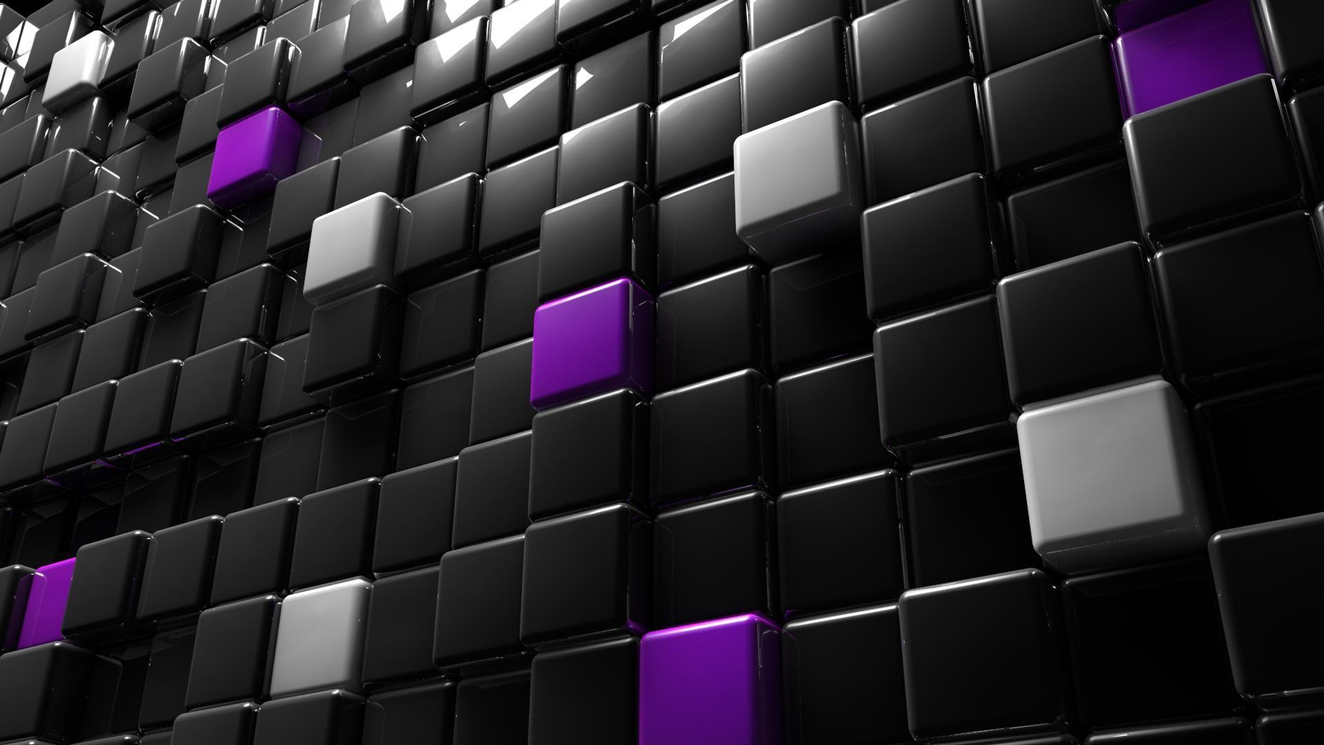 графика 3D кубы цветы graphics Cuba flowers  № 3739401 загрузить