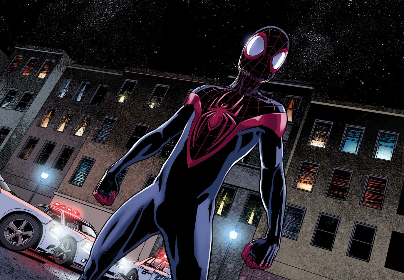 15 Ultimate Spider Man Hd Wallpapers Background Images