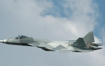 Militär - Sukhoi PAK FA Wallpapers and Backgrounds ID : 435531
