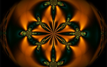 Abstract - Fractal Wallpapers and Backgrounds ID : 435661