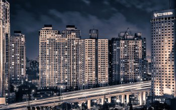 Man Made - Shanghai Wallpapers and Backgrounds ID : 435972