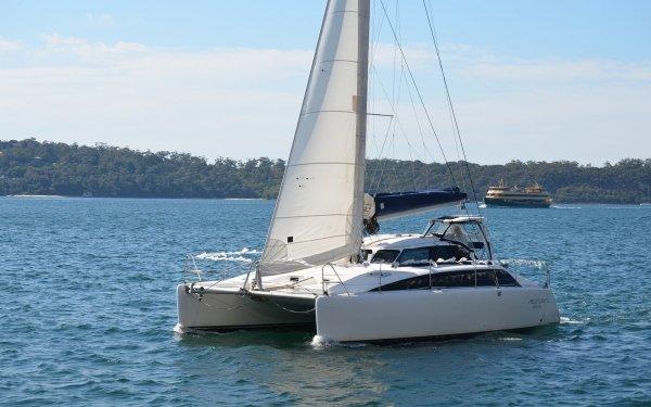 Vehicles Sailboat Boat Sailing Sydney Yacht HD Wallpaper | Background Image