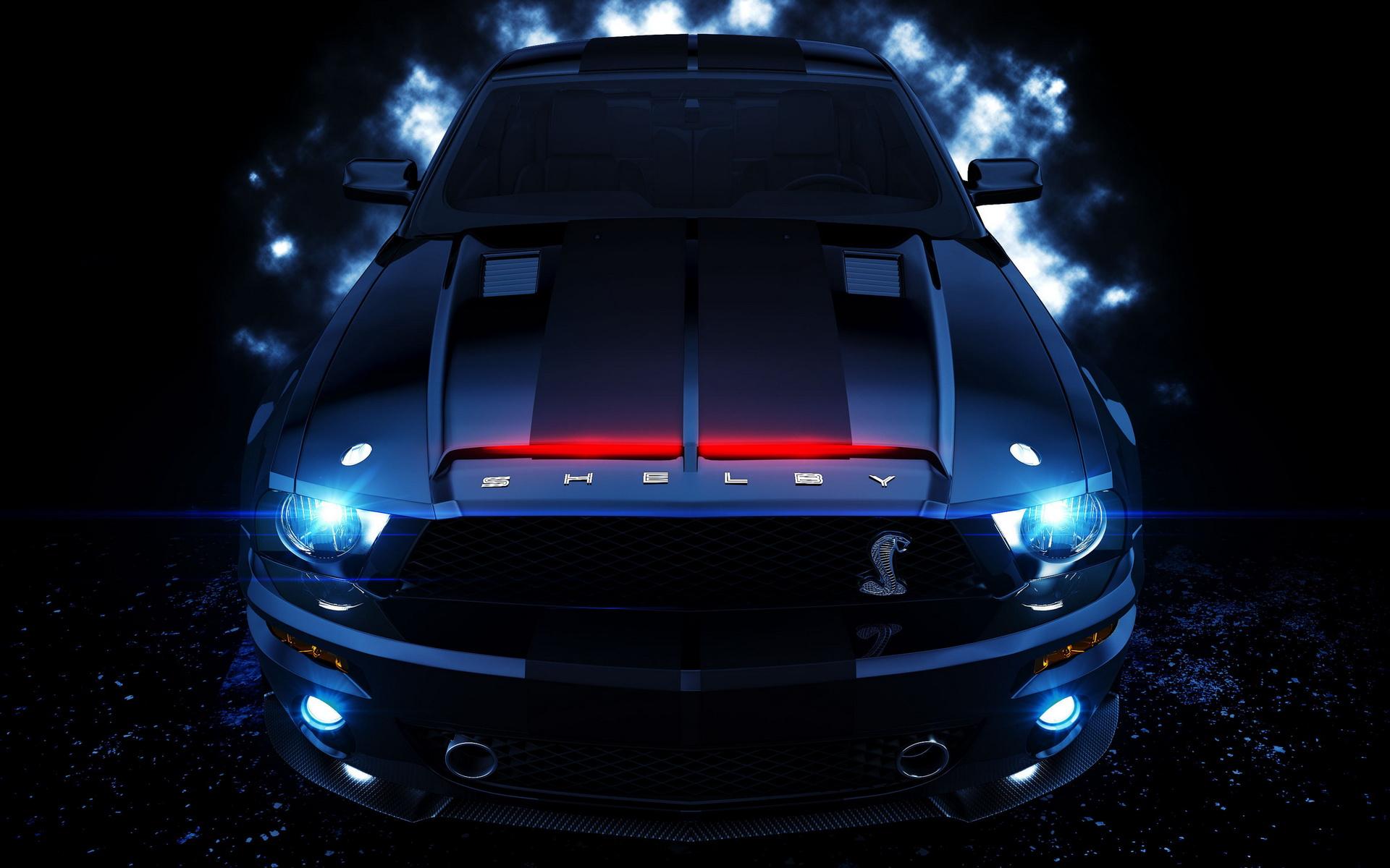Ford Mustang Shelby Cobra GT 500 Full HD Fondo de Pantalla ...