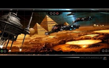 Science Fiction - Abstrakt Wallpapers and Backgrounds