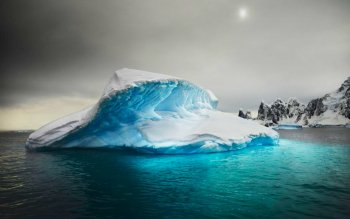 Earth - Iceberg Wallpapers and Backgrounds ID : 436425
