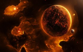 Science-Fiction - Planeten Wallpapers and Backgrounds ID : 436890