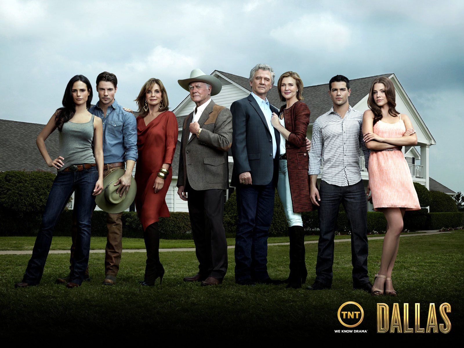 Dallas - Cast, Crew and Credits - TV.com