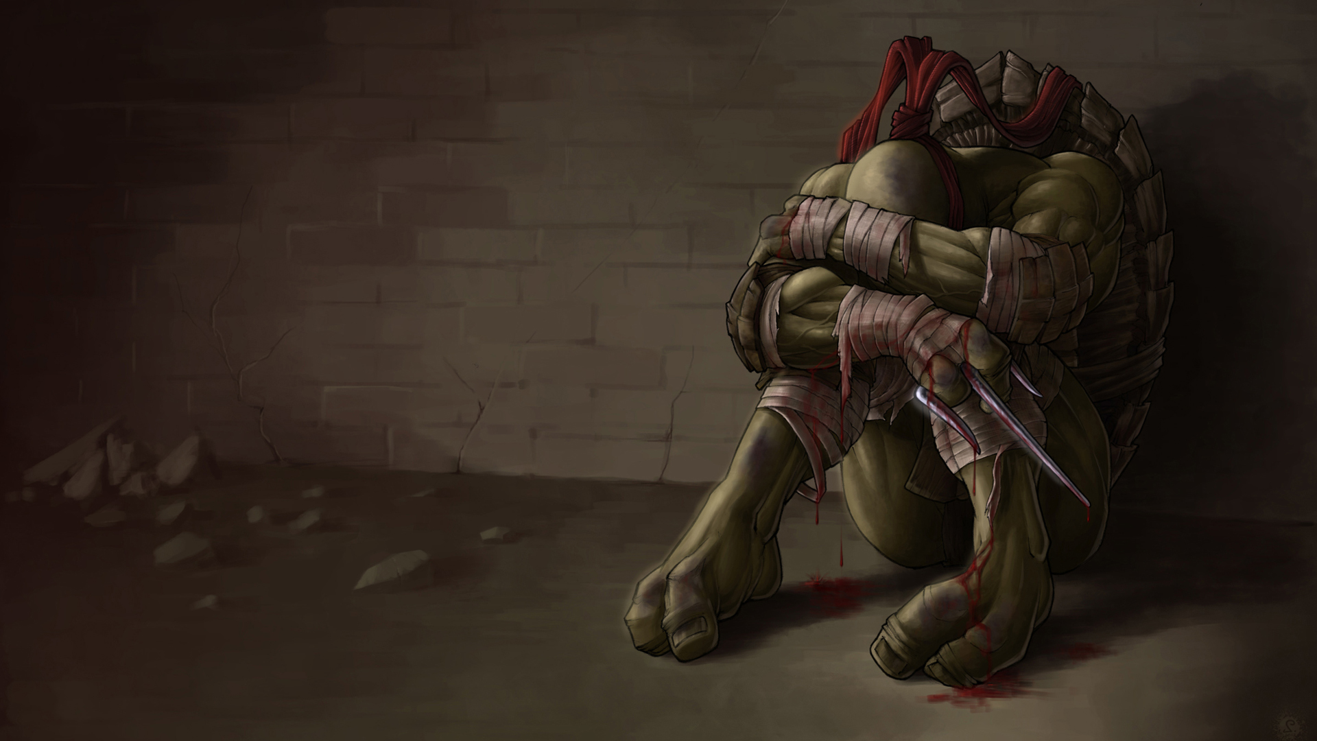 Teenage Mutant Ninja Turtles HD Wallpaper   Background ...