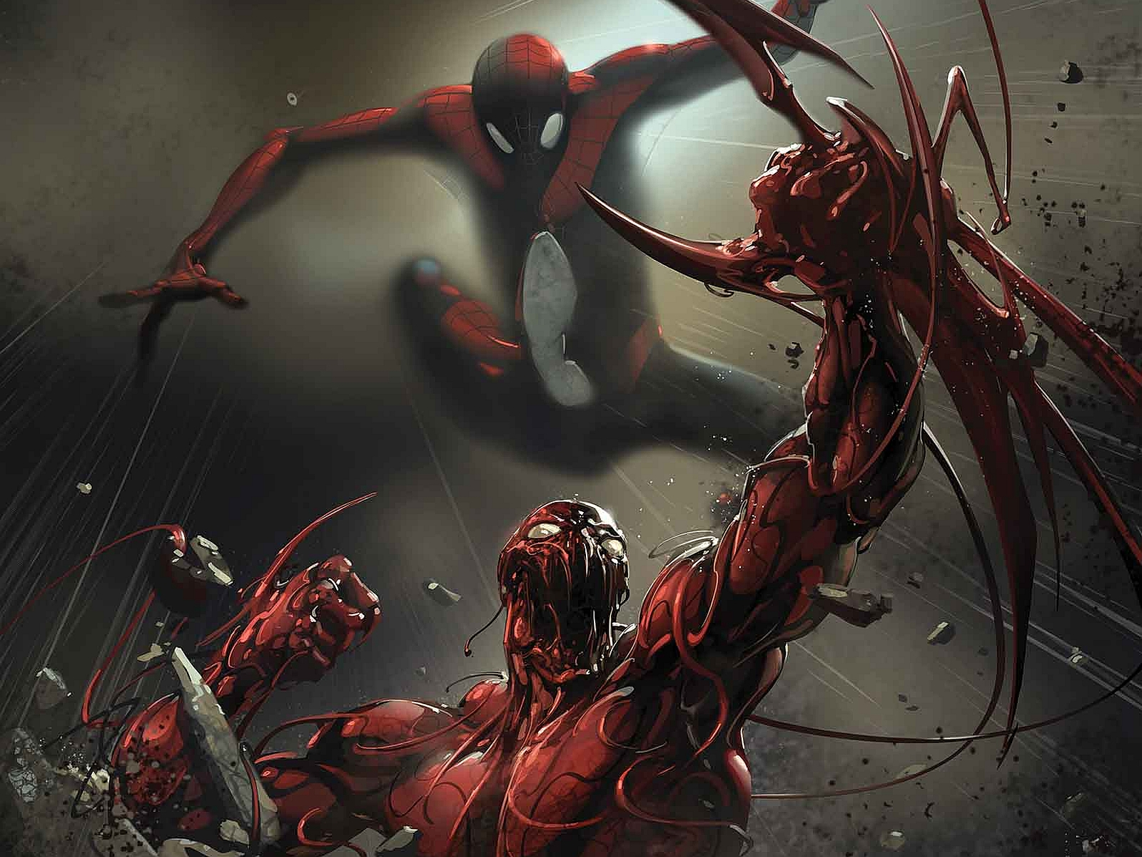 Superior Carnage Wallpaper And Background Image
