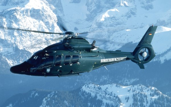 Vehicles Eurocopter Aircraft Helicopters Eurocopter EC155 HD Wallpaper   Background Image