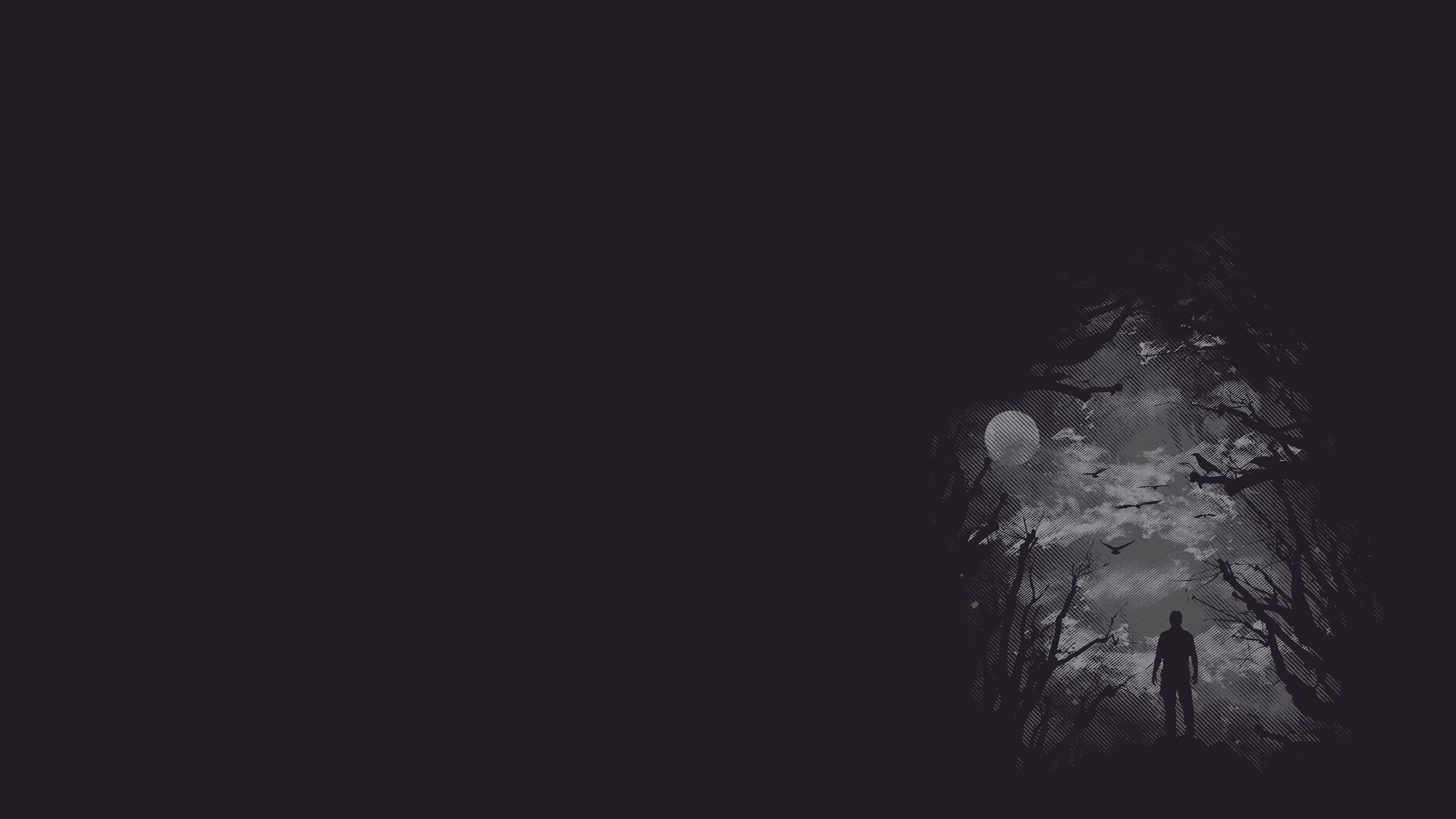 Dark - Night Wallpaper