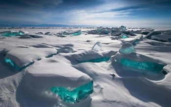 Earth - Ice Wallpapers and Backgrounds ID : 439009