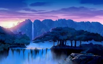 Fantasy - Landscape Wallpapers and Backgrounds ID : 439038