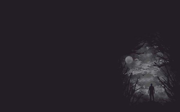Oscuro Night Fondo de pantalla HD | Fondo de Escritorio